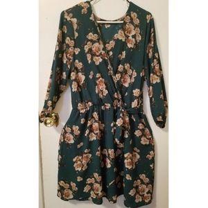 Scobe Dresses - Beautiful Plus Size Floral Dress